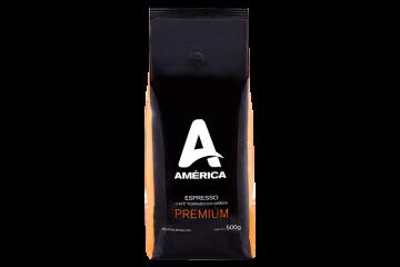Café Espresso em Grãos América Premium