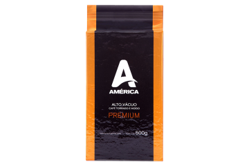 Café Alto Vácuo América Premium